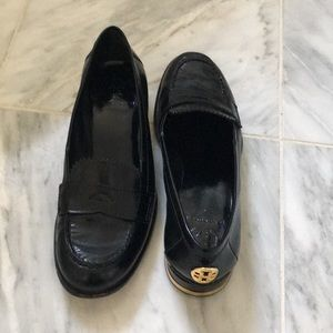 Tory Burch Black loafers